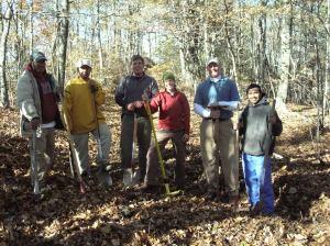 Panthertown Valley Volunteers