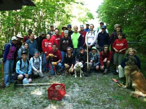 Volunteers 2012
