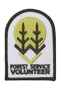 Volunteer Patch