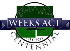 Weeks Act Centennial