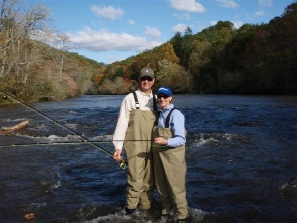 Fishing in Panthertown Valley | Friends of Panthertown