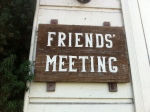 Friends Meeting