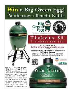 Win A Big Green Egg!
