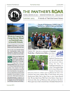 The Panther's Roar - Summer 2015