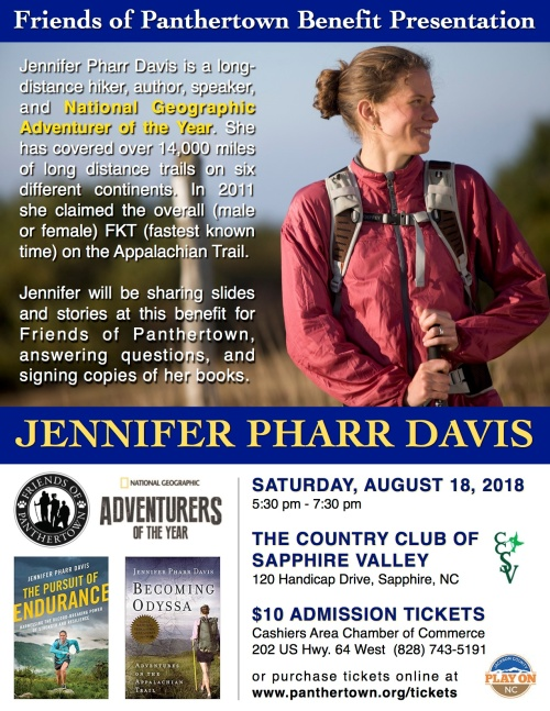 Jennifer Pharr Davis