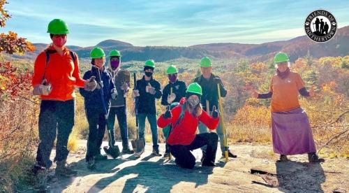 Autumn 2020 Volunteers